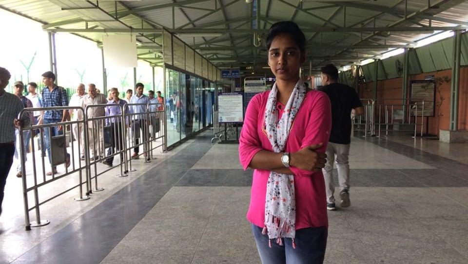 Delhi metro,CISF,Noorjahan Khatun