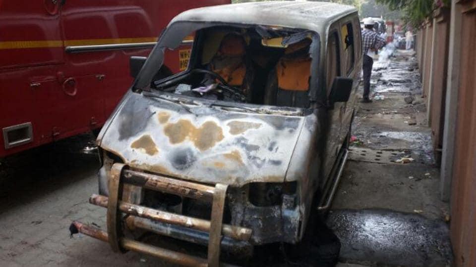 Mumbai city news,Mumbai vehicle fires,Mumbai car fires