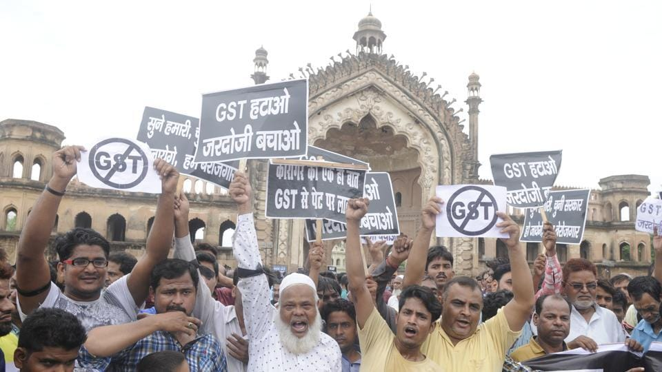 Lucknow,Art and culture,GST