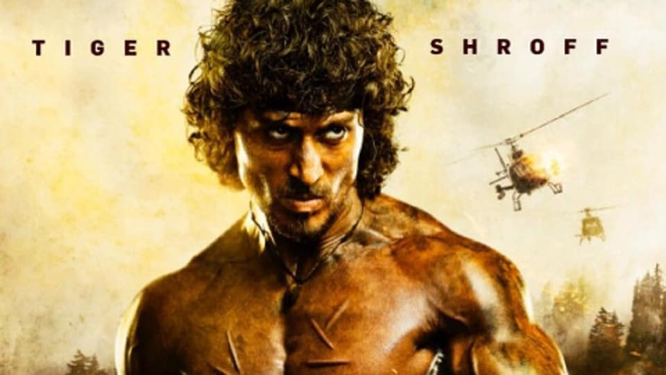 Tiger Shroff's Rambo remake is expected to arrive in 2018.