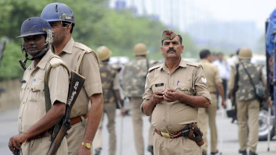 Police personnel,Parliament,Home ministry