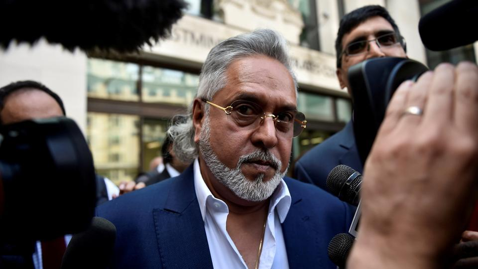 Vijay Mallya, leaves after an extradition hearing at Westminster Magistrates Court, in central London, Britain June 13, 2017.