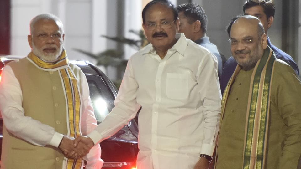 Vice-President of India‬,‪Venkaiah Naidu‬,‪President of India‬‬