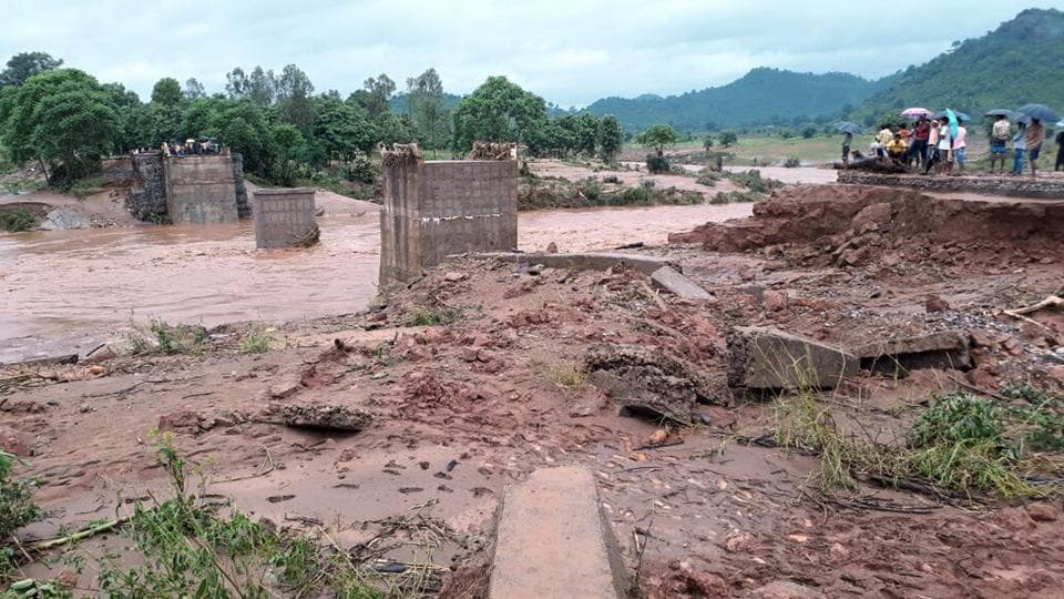 "With more rains expected in southern Odisha till July 18, we are taking no chances,"" said special relief commissioner Bishnupada Sethi, after chief minister Naveen Patnaik conducted a review meeting of rescue operations on Sunday. (Arabinda mahapatra)"