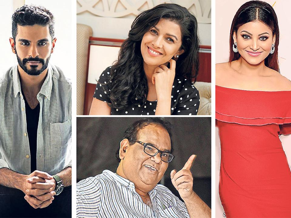 Bollywood celebs share their experiences of first day at Delhi University colleges.