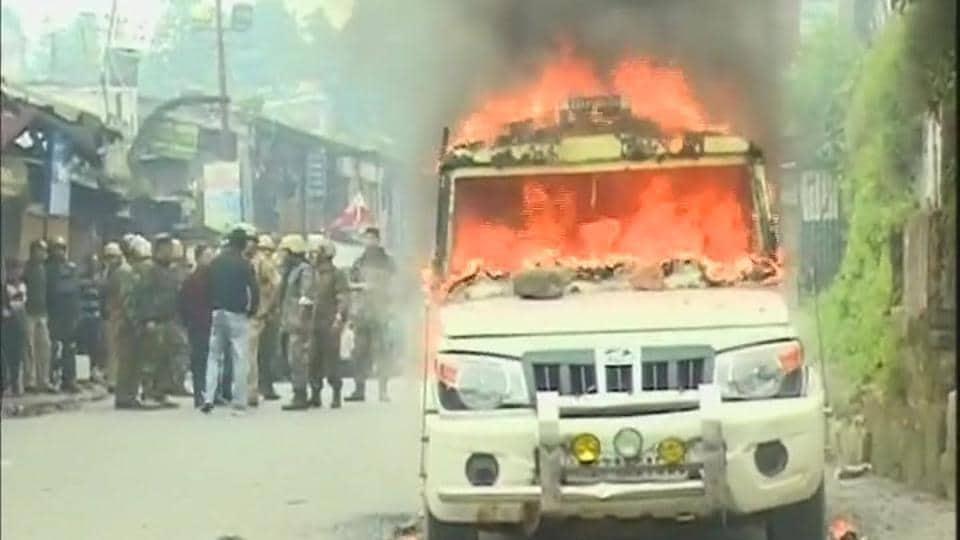 Gorkhaland,Darjeeling unrest,Gorkha Janamukti Morcha