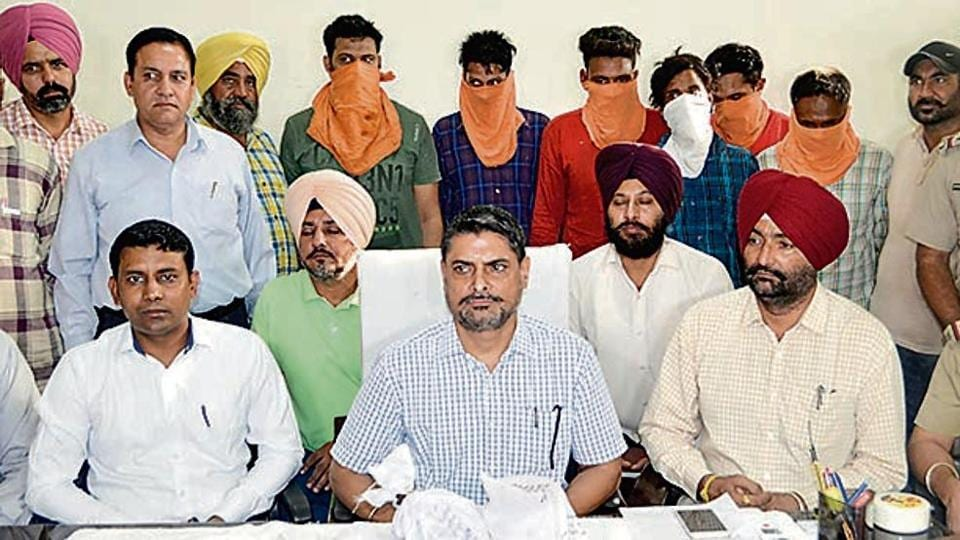 STF,Special Task Force,gangster Jaggu