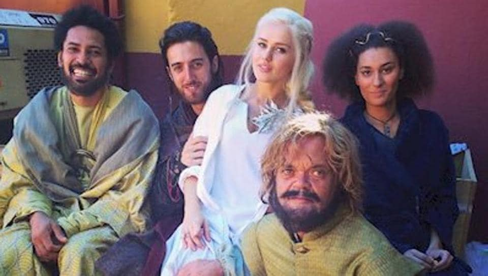 Game of Thrones,Body Double,Emilia Clarke