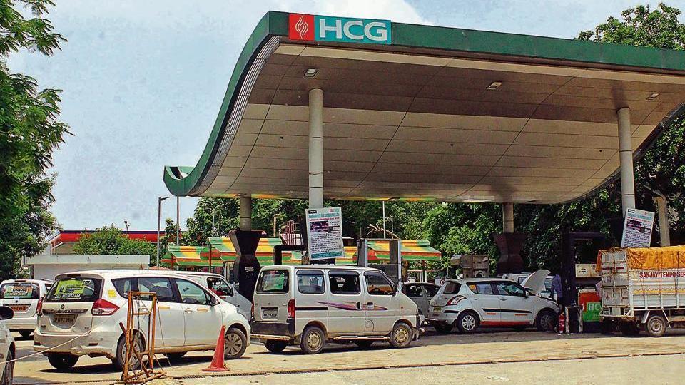 Indraprastha Gas Limited,IGL in Gurgaon,compressed natural gas