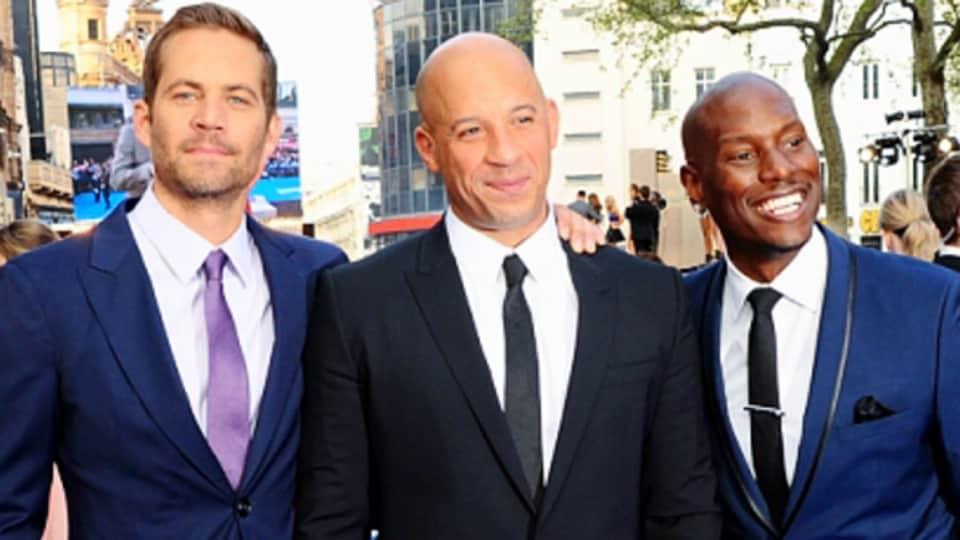 Vin Diesel,Fast & Furious,Paul Walker