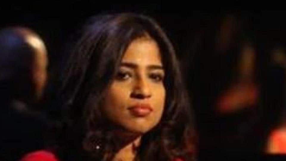 Malishka has become a target for ruling party  Shiv Sena after the channel that she works at, released a video mocking BMC for its ill-preparedness during monsoon.