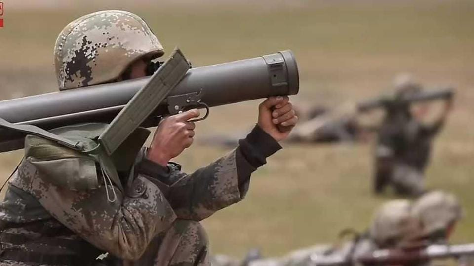 China recently carried out a 'live-fire' drill, its latest military exercise in Tibet, which is being seen as a message to India. Border guards of the two countries are in a standoff along India's northeastern frontier for more than a month now.