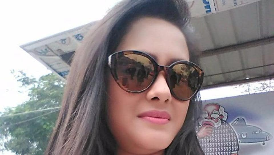 Popular Assamese actress Bidisha Bezbaruah was found hanging in her flat in Gurgaon. Her husband has been arrested for alleged abetment to suicide.