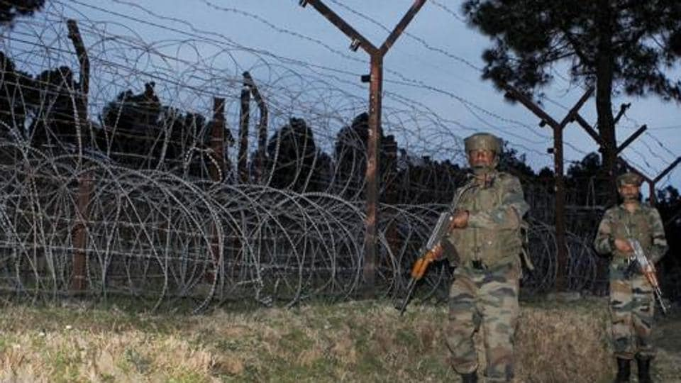 The Pakistani shelling put lives of hundreds of school children at risk in Rajouri district.