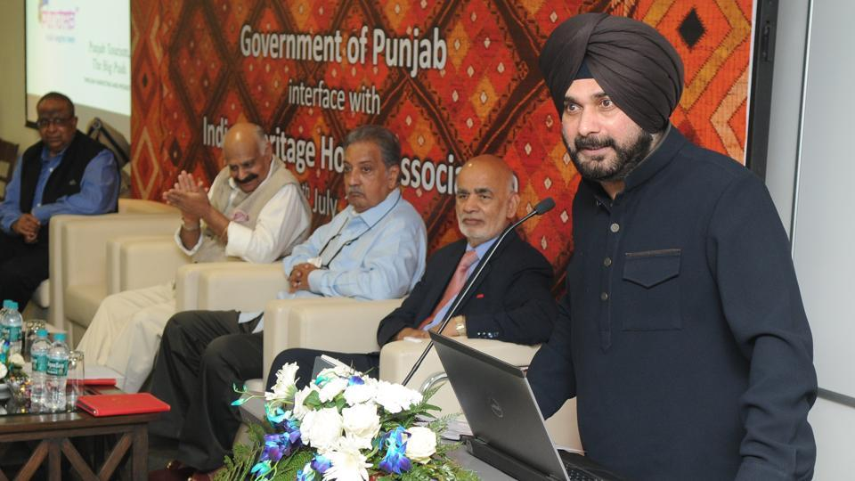 Four circuits — Maharaja, Mughal, Sufi and Spiritual would be developed in Punjab,Sidhu said, adding that the idea was to go beyond religious tourism.