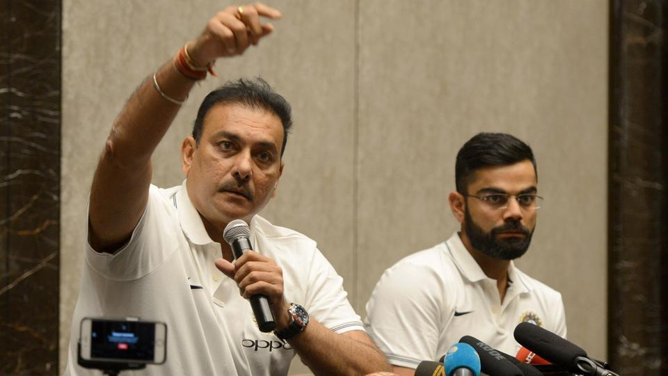 Ravi Shastri: People like me and Anil Kumble will come and go