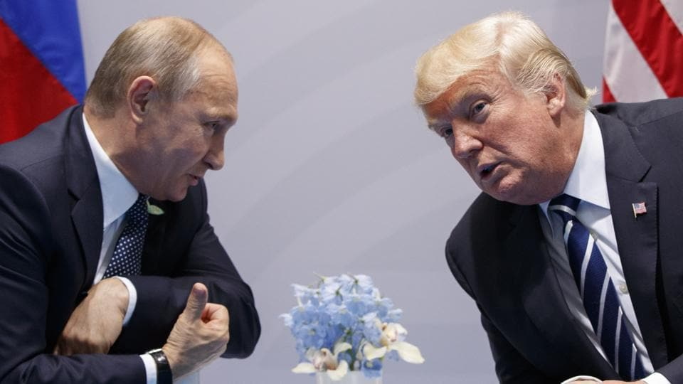 Trump-Putin secret meeting,Donald Trump,Vladimir Putin