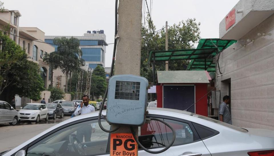 Udyog Vihar,Electricity Meters,DHBVN