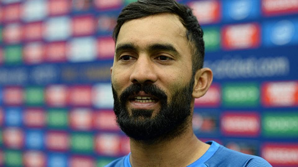 Dinesh Karthik is eyeing a comeback into the Indian Test team.