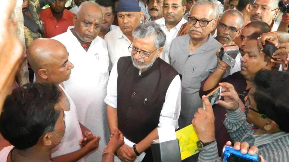 Divided bureaucracy,Bihar crime,Sushil Kumar Modi