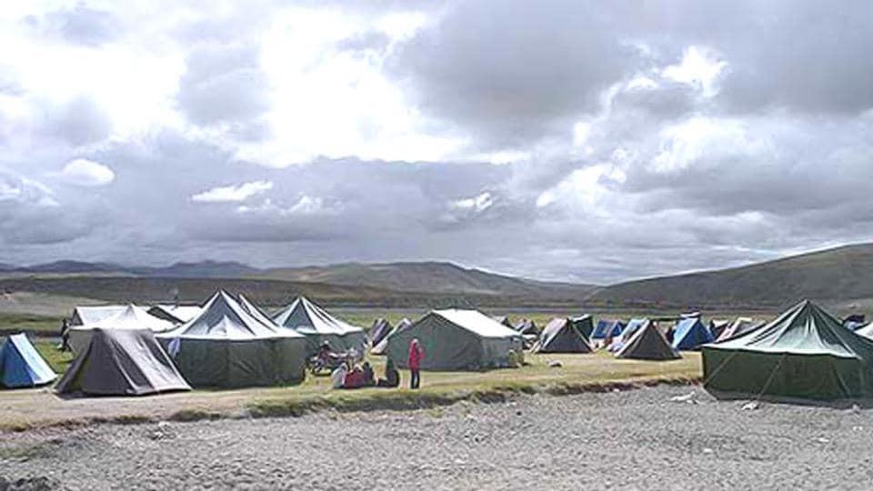 Kailash Mansarovar Yatra,India-China,Nathu La route