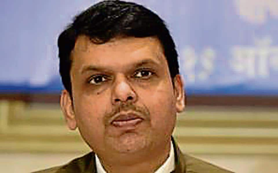 Chief minister Devendra Fadnavis escaped a potential chopper accident while returning from Alibaug two weeks ago.