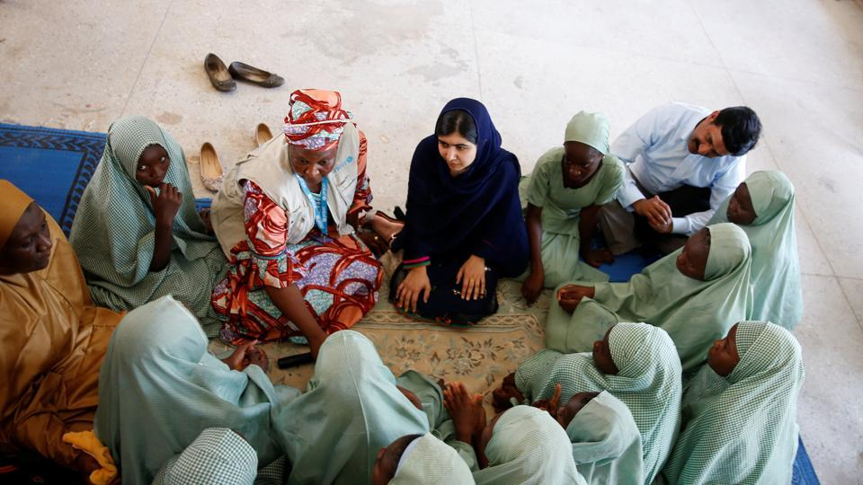 Malala Yousafzai,Boko Haram,Nigeria