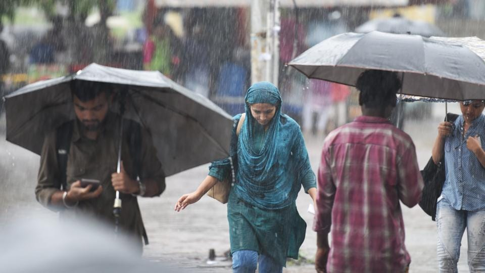 Officials from the weather bureau said heavy rain is expected for the rest of the week.