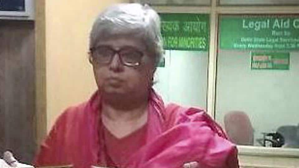 Shabnam Hashmi,Delhi police,Pehchan