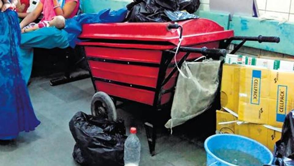 Punjab Pollution Control Board,33 hospitals,bio-medical waste
