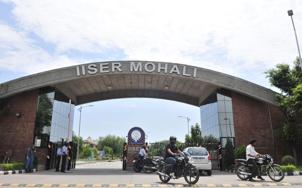 IISER,India's knowledge map,Punjab