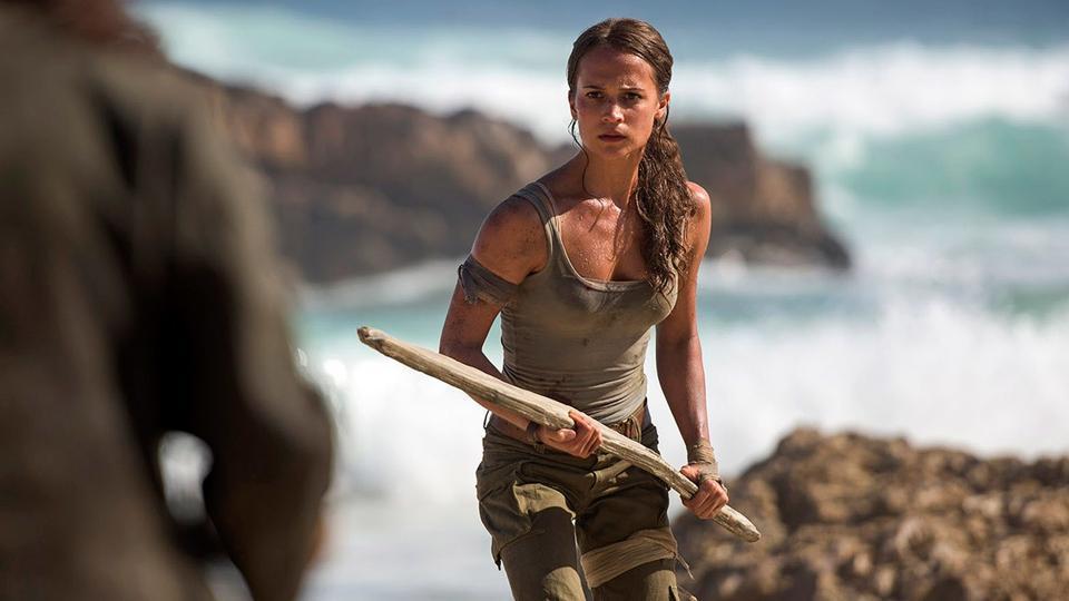 Alicia Vikander,Lara Croft,Alicia Vikander Lara Croft