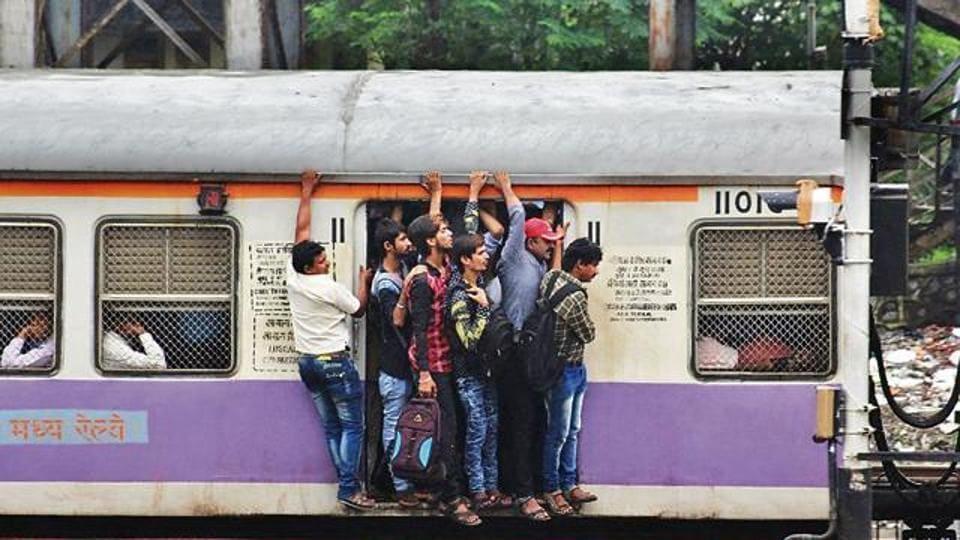 Mumbai,rail commute,railways