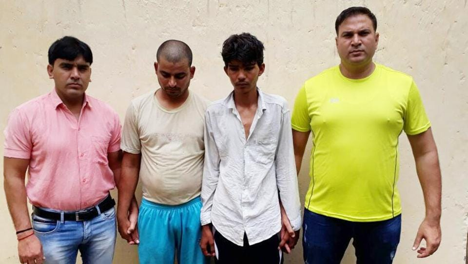 gurgaon men Gurgaon: woman dragged out of car, raped on roadside five men arrested the gurgaon police said the five 'accused' have been produced in court and no weapon was used during the crime.