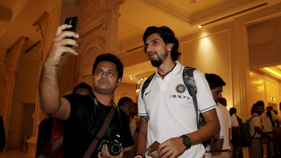Ishant Sharma was banned from one Test following an altercation with Sri Lankan players during India's last away Test tour in Sri Lanka in 2015.  (AP)