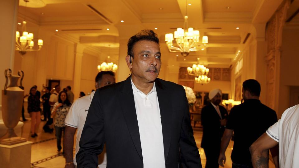 Ravi Shastri will start a new innings as India head coach from the Sri Lanka tour. He was earlier the Team Director from 2014 to 2016. (AP)