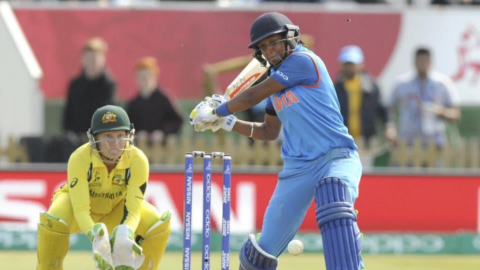 Kaur's 171 takes India to 281-4 against Australia