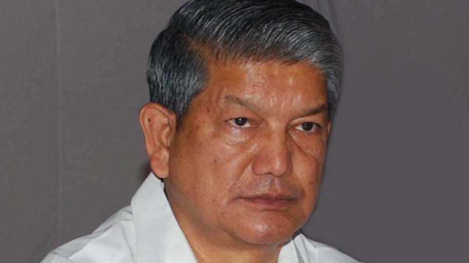 Former Uttarakhand chief minister Harish Rawat.