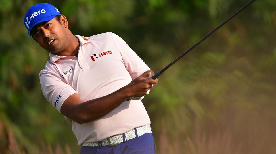 Anirban Lahiri and Shiv Kapur will be the two Indians playing at the British Open.