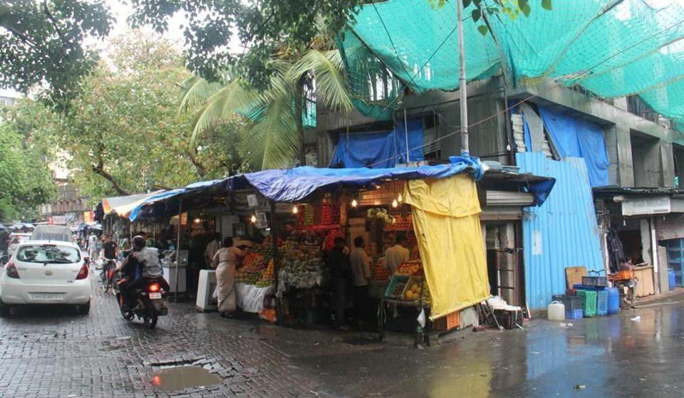 Mumbai city news,Mumbai,Pali Market
