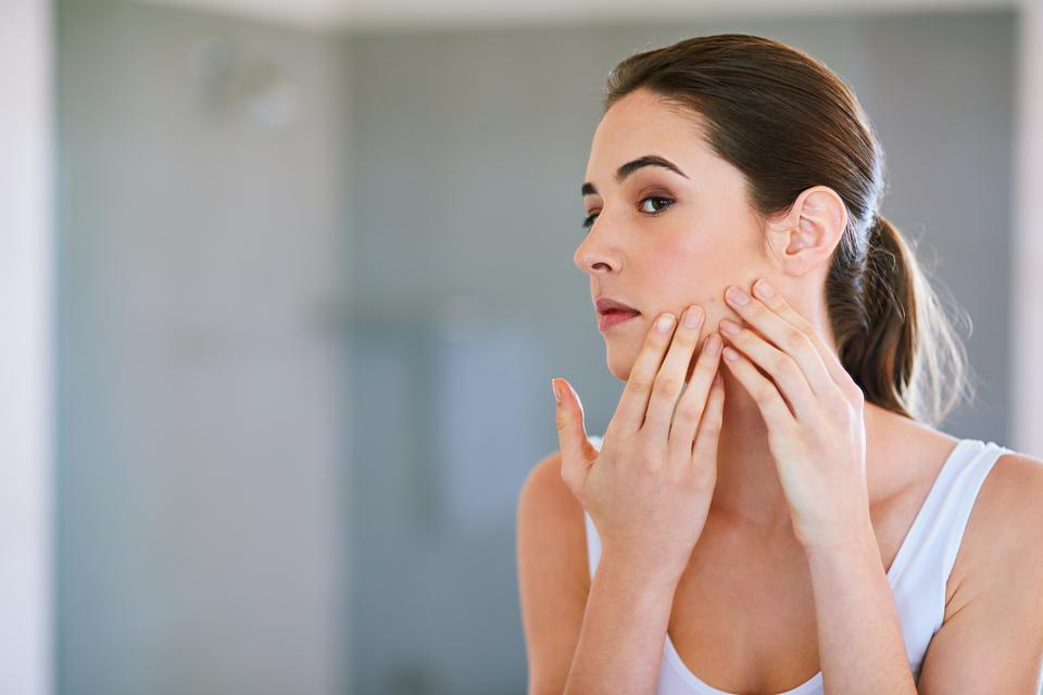 Acne can be reduced  by making a few dietary changes.
