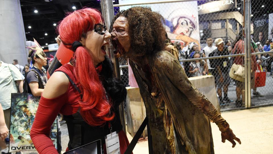 Comic-Con,San Diego Comic-Con,SDCC