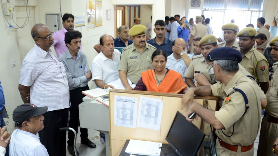 Bank robbery,Country-made pistol,UCO Bank