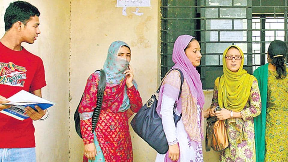 A Muslim woman has dropped her plan to join a teacher training course at an institute in neighbouring Malappuram district after the institution told her that she could not attend classes wearing 'Purdah'.