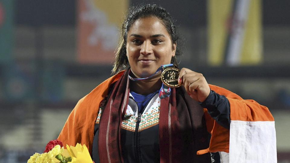 Manpreet Kaur,shot put,athletics