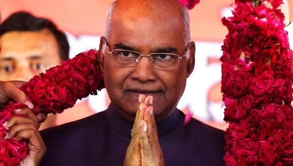 Ram Nath Kovind,President of India,Pratibha Devi Singh Patil