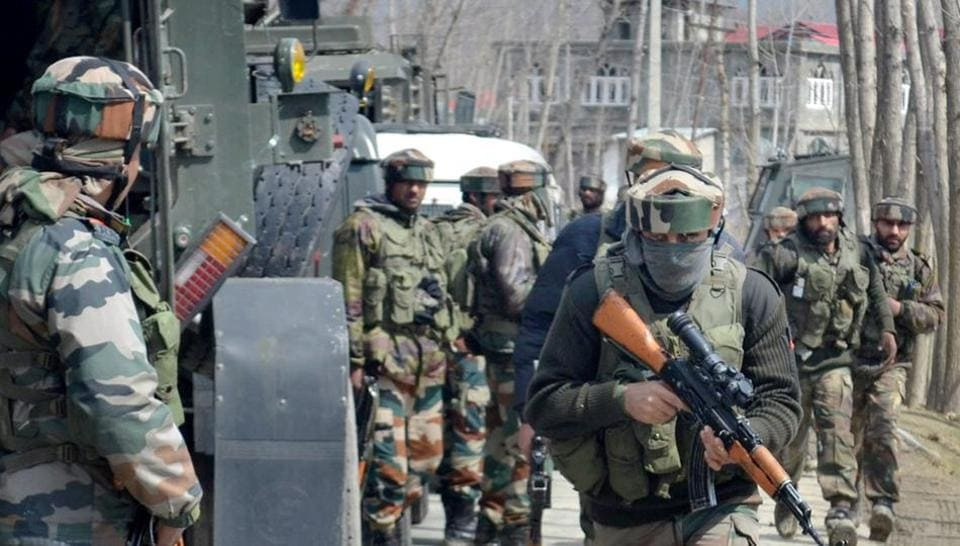Security agencies,Terrosists in Kashmir,Terror list