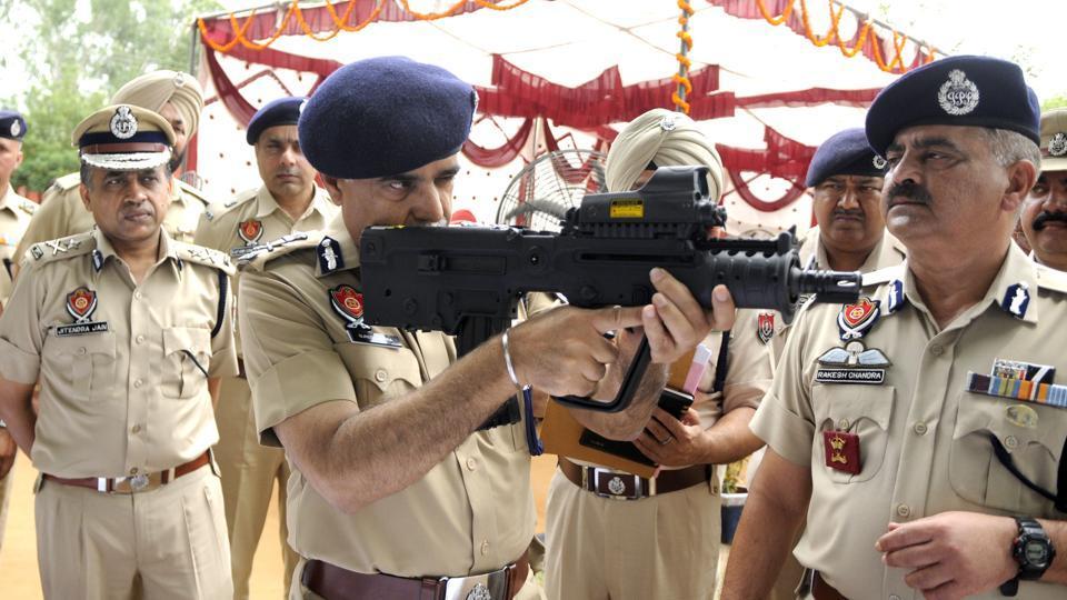 drug menace,DGP Suresh Arora,Punjab drug trade