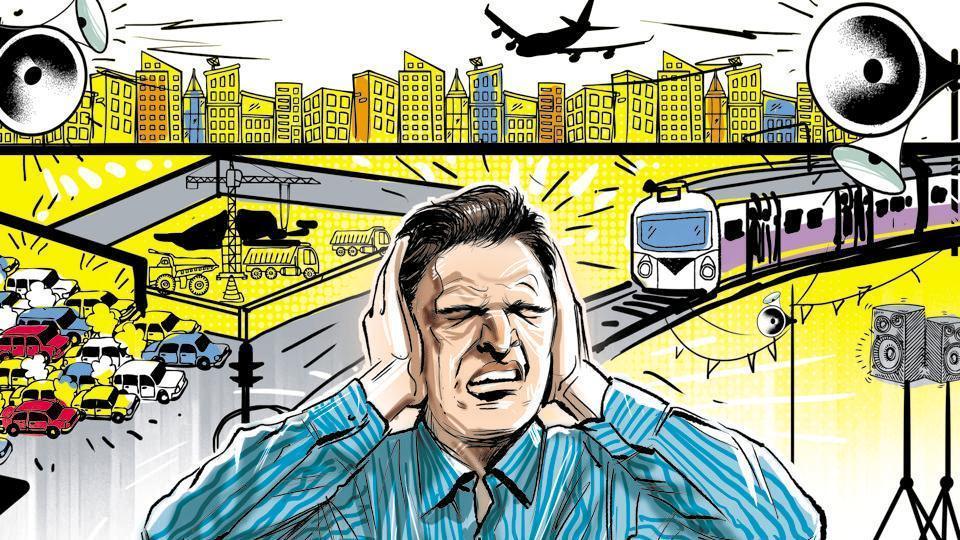 Mumbai news,noise pollution,environment