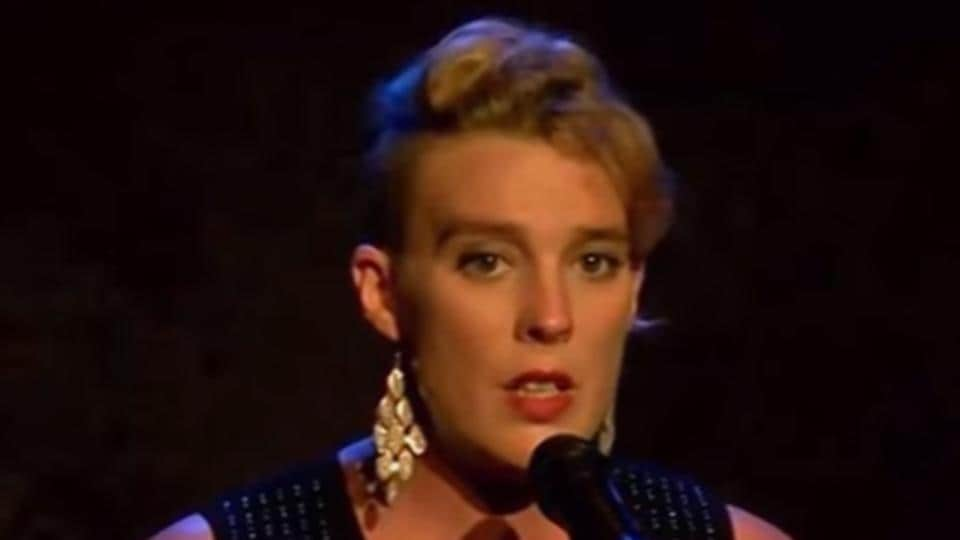 French singer Barbara Weldens,Bordeaux,French singer dies on stage